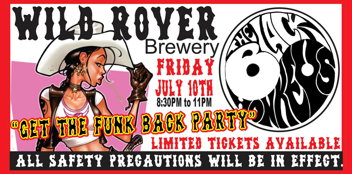Friday, July 10th | Wild Rover Brewing Company