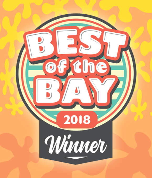 Creaive Loafing's 2018 Best of the Bay Winner for Best Local Soul/R&B/Funk Act