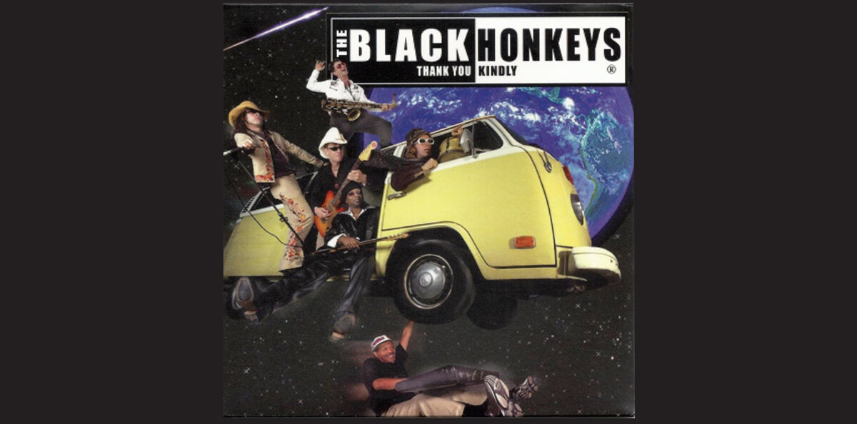 The Black Konkeys Band - Thank You Kindly